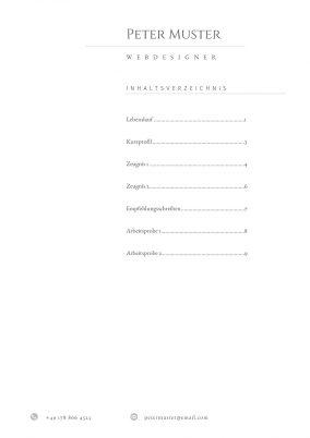 Anlagenverzeichnis Vorlage 11