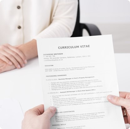Curriculum Vitae Cv 77 Lebenslauf Muster Vorlagen 2019 Ld