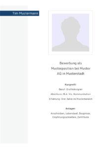 Deckblatt Informatiker