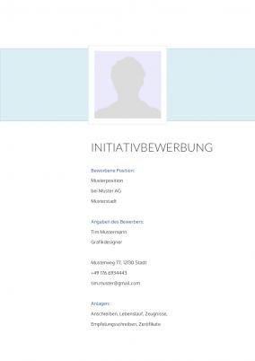 initiativbewerbung deckblatt 10