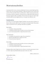 initiativbewerbung motivationsschreiben 24