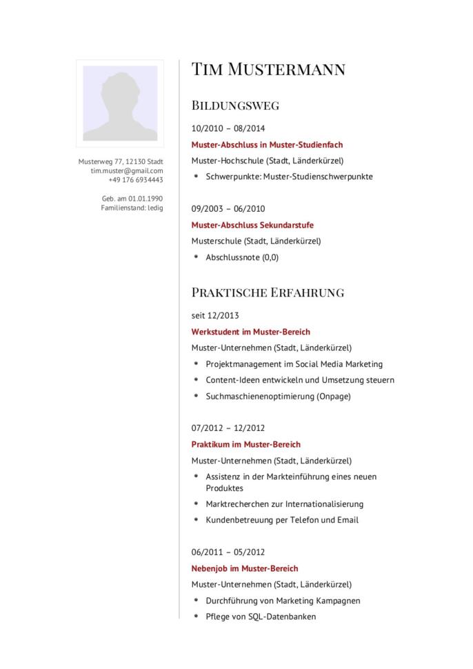 Anschreiben Assistentin Muster Bewerbungsschreiben 3
