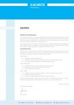 Motivationsschreiben Muster Vorlage 2