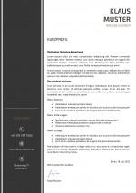 Motivationsschreiben Muster Vorlage 3